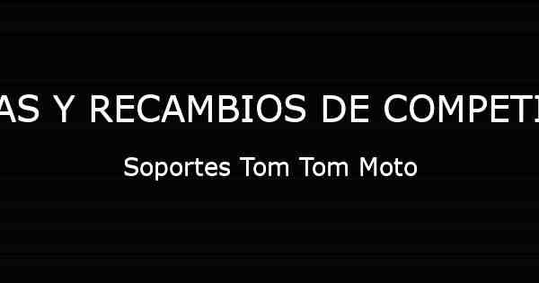 Negro Pl/ástico Soporte Montaje Base Accesorio para Navegador GPS Tom Tom One